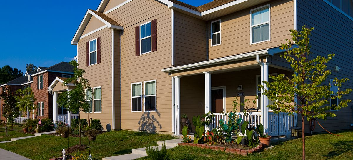 Military Housing | Langley Family Housing | Welcome to Langley